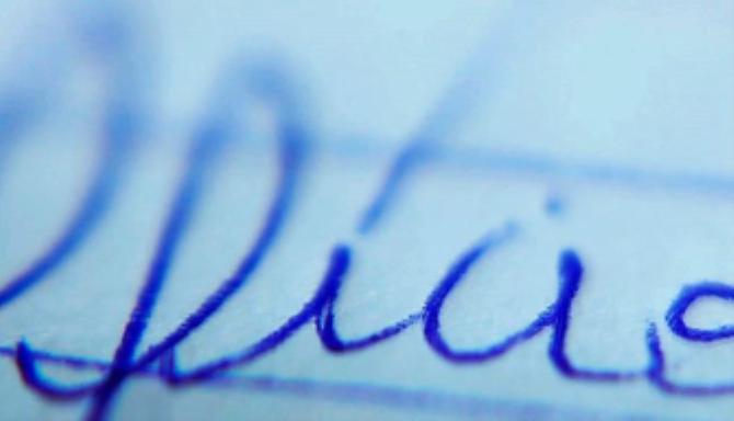 Ofícios - Letras