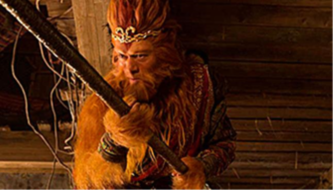 A Lenda do Rei Macaco 2 - Viagem ao Oeste