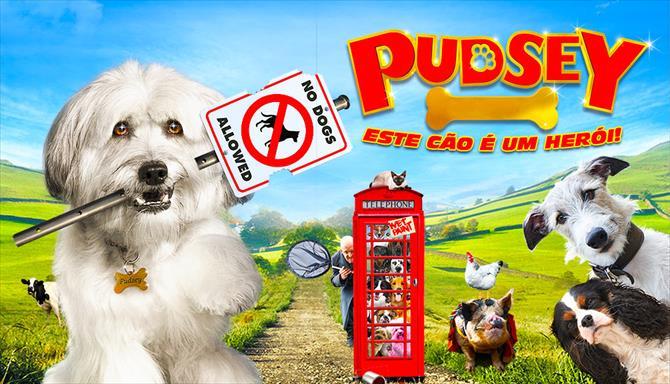 Pudsey - Este Cão é um Herói!