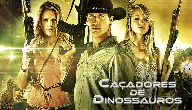 Caçadores de Dinossauros