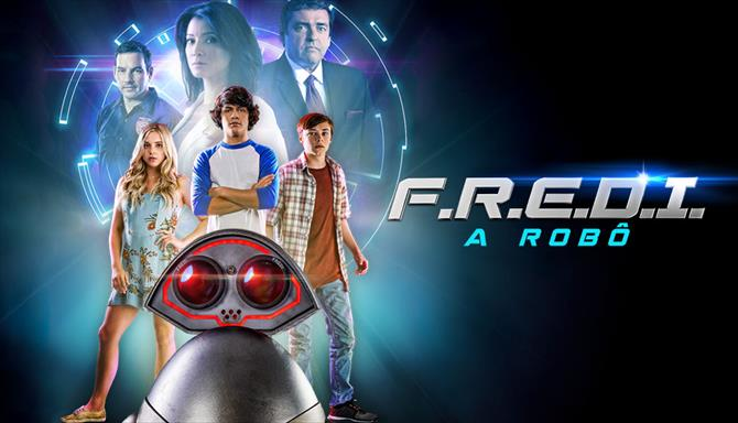 F.R.E.D.I - A Robô