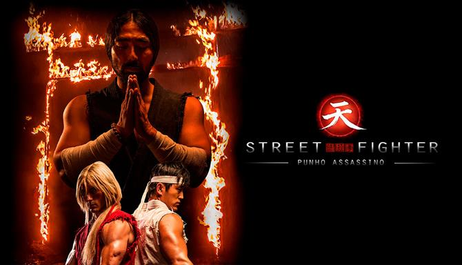 Street Fighter - Punho Assassino