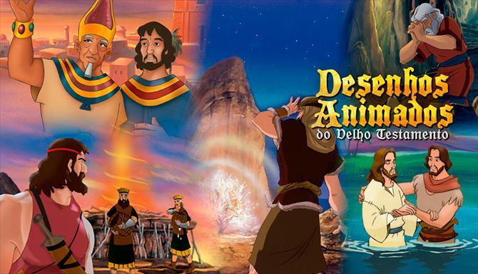 Desenhos Animados do Velho Testamento