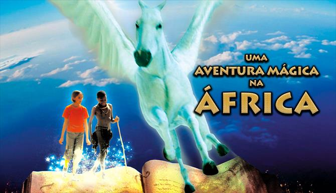 Uma Aventura Mágica na África