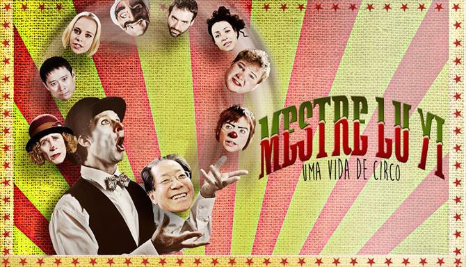 Mestre Lu Yi - Uma Vida de Circo