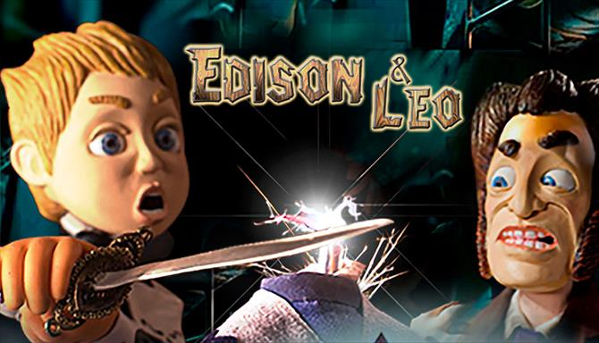 Edison e Leo