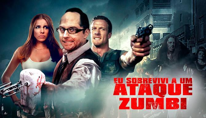 Eu Sobrevivi a um Ataque Zumbi