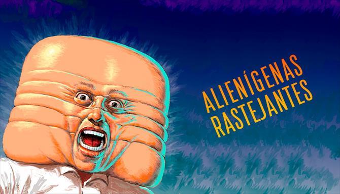 Alienígenas Rastejantes