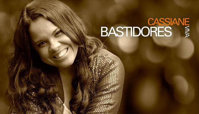 Cassiane - Viva Bastidores