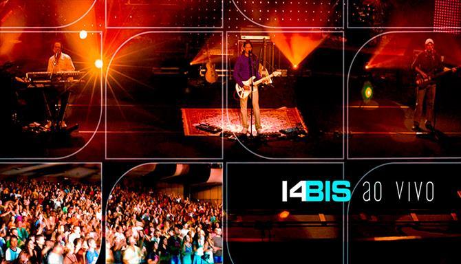 14 Bis - Ao Vivo