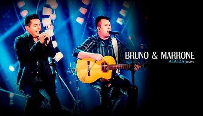 Bruno e Marrone - Agora Ao Vivo