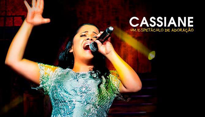 Cassiane - Um Espetáculo de Adoração