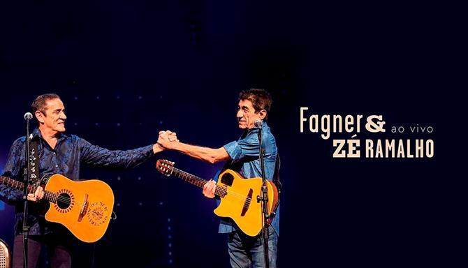 Fagner e Zé Ramalho - Ao Vivo
