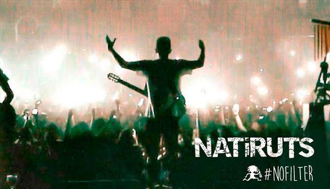 Natiruts - #Nofilter - Ao Vivo