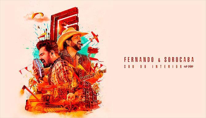 Fernando e Sorocaba - Sou do Interior ao Vivo
