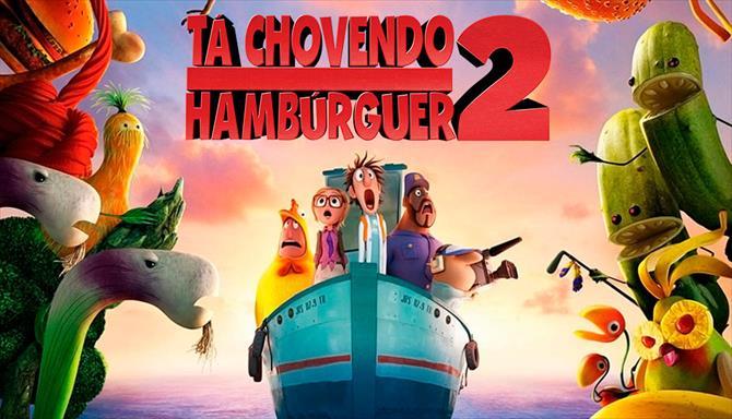 Tá Chovendo Hambúrguer 2
