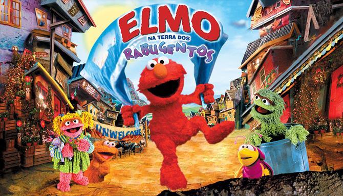 Elmo na Terra dos Rabugentos