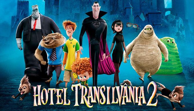 Hotel Transilvânia 2