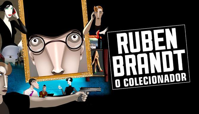 Ruben Brandt, O Colecionador