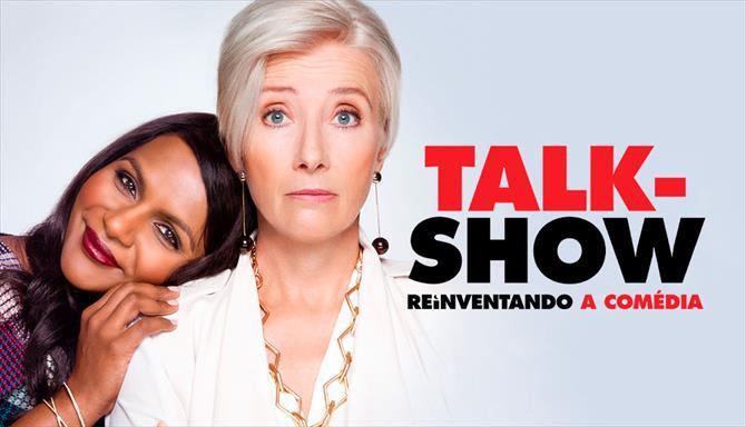 Talk-Show - Reinventando a Comédia
