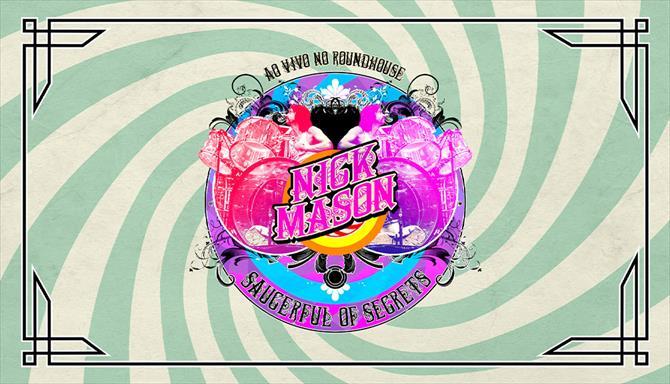 Nick Mason - Saucerful of Secrets - Ao Vivo no Roundhouse