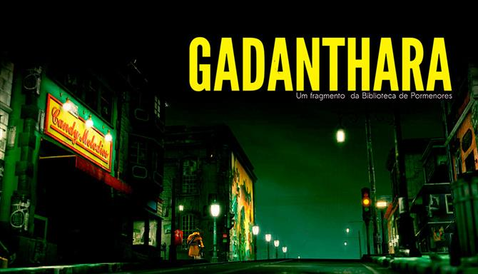Gadanthara - Um Fragmento da Biblioteca de Pormenores