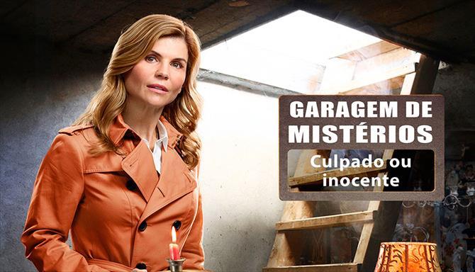 Garagem de Mistérios - Culpado ou Inocente