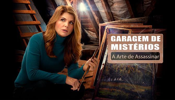 Garagem de Mistérios - A Arte de Assassinar