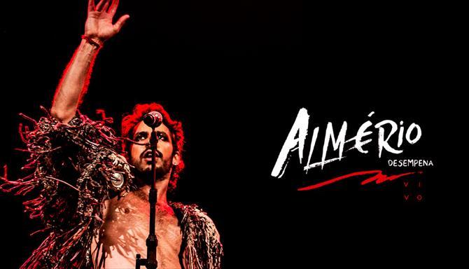 Almério - Desempena - Ao Vivo