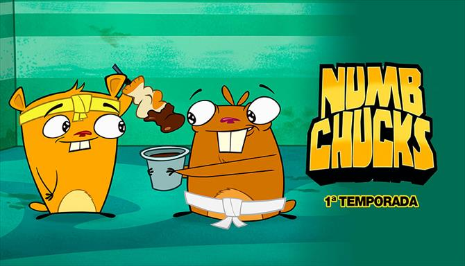 Numb Chucks - 1ª Temporada