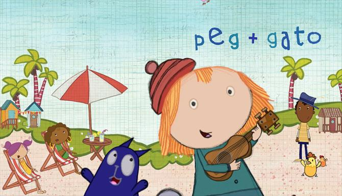 Peg + Gato - 1ª Temporada