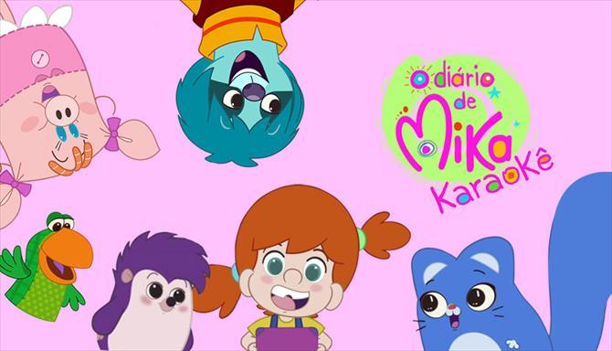 O Diário de Mika - Karaokê