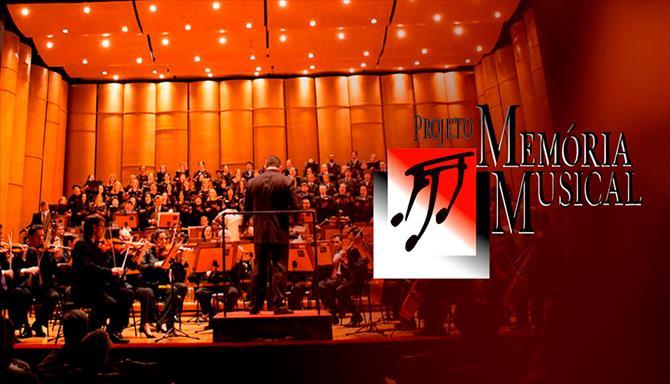 Memória Musical - Primeiras Audições Mundiais