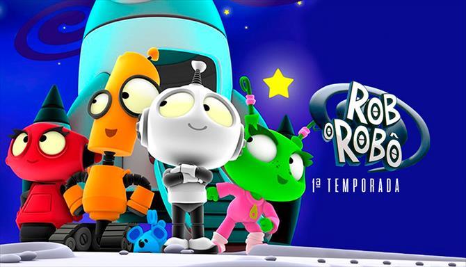 Rob, o Robô - 1ª Temporada