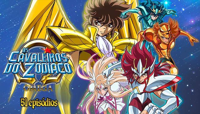 Os Cavaleiros Do Zodíaco - Ômega