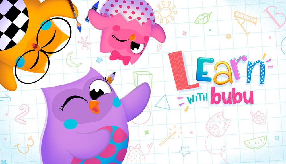 Learn with Bubu