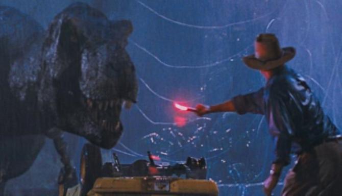Jurassic Park - O Parque dos Dinossauros