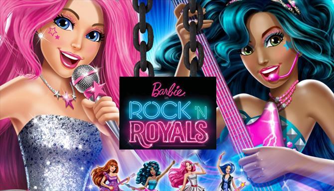 Barbie - Rock'n Royals