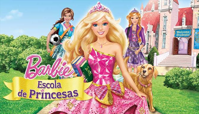 Barbie - Escola de Princesas