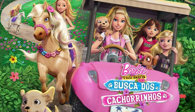 Barbie e Suas Irmãs - Em Busca dos Cachorrinhos