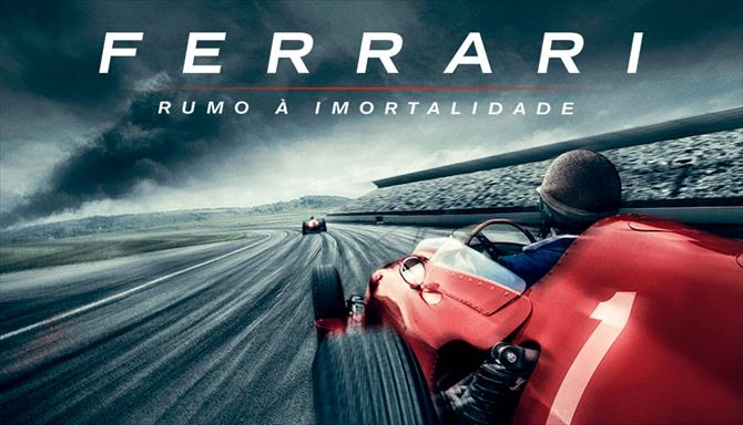 Ferrari - Rumo à Imortalidade