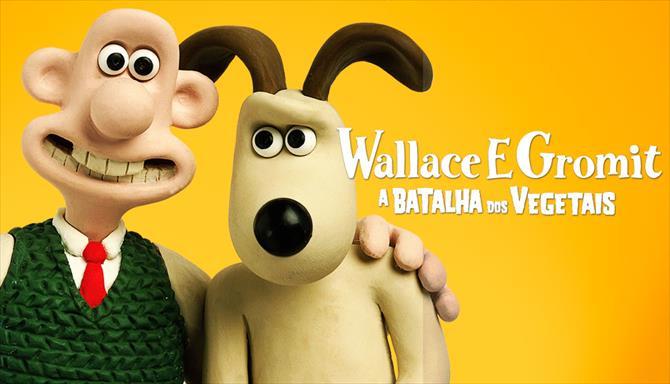 Wallace e Gromit - A Batalha dos Vegetais