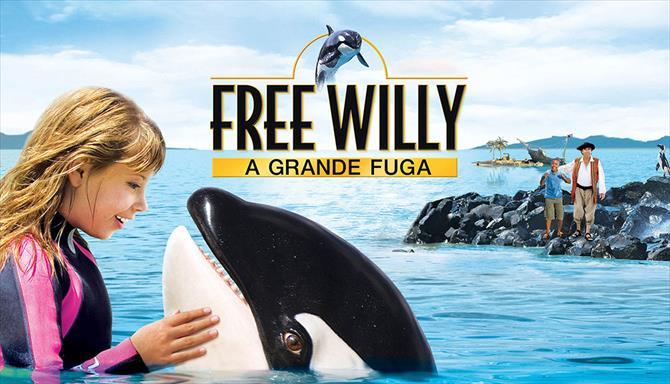 Free Willy - A Grande Fuga