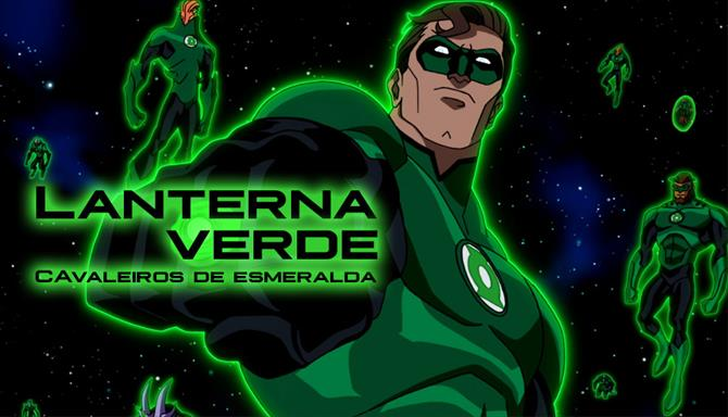 Lanterna Verde - Cavaleiros de Esmeralda