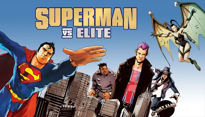 Superman Vs Elite