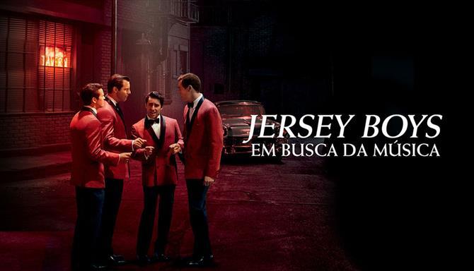 Jersey Boys - Em Busca da Música