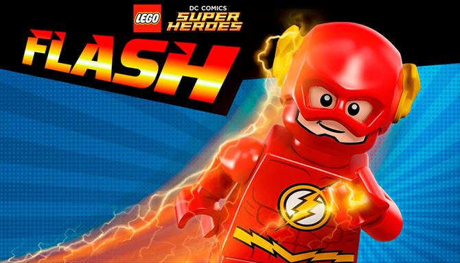LEGO DC - Super-Heróis - O Flash