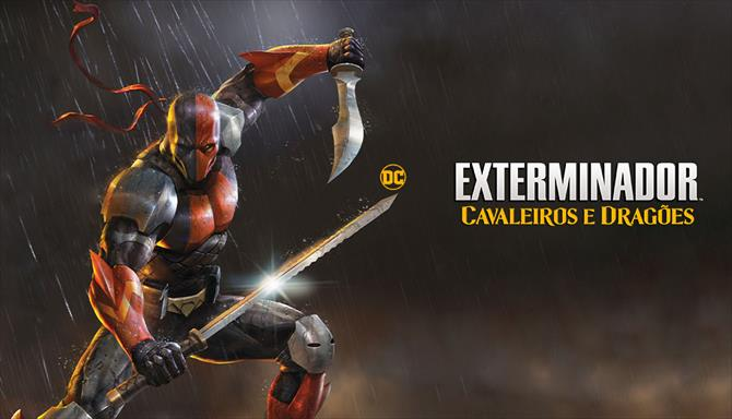 Exterminador - Cavaleiros e Dragões