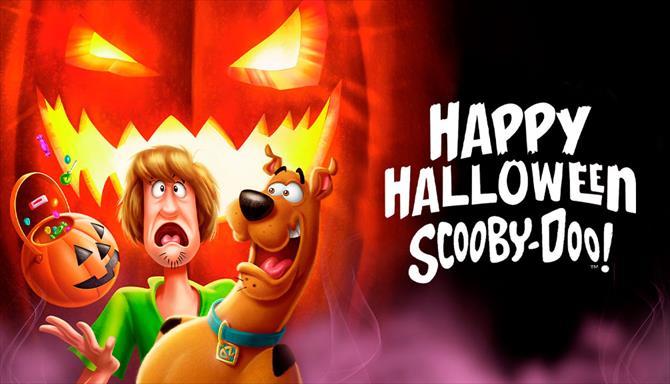 Happy Halloween, Scooby-Doo!
