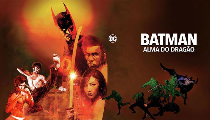 Batman - Alma do Dragão